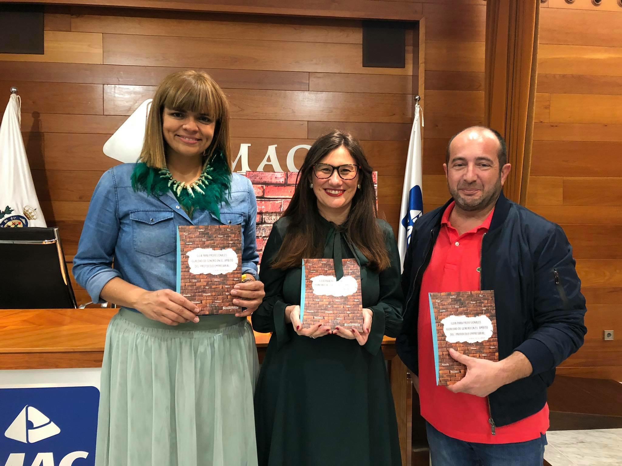 La Entrevista a Flor de Paz Alcántara. Profesional experta en Protocolo y Relaciones Institucionales